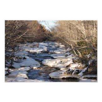 Tom Tigney  River N.S. Photo Print