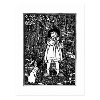 Tom, Tom, la poesía infantil del hijo del gaitero Tarjeta Postal