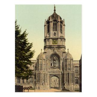 Tom Tower, Oxford, England Postcard
