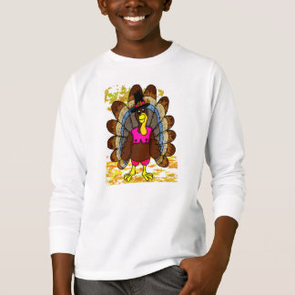 Tom Turkey Extruded T-Shirt