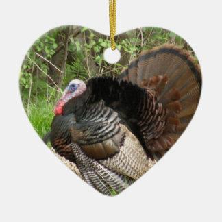 Tom Turkey Ornaments