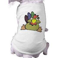 Tom Turkey Pet Shirt