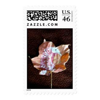Tom Turkey Stamp