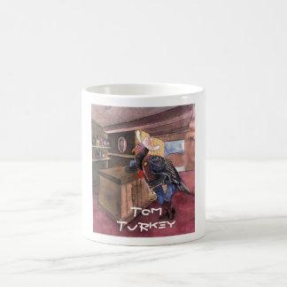 Tom Turkey, the sheriff - strong and original Coffee Mug