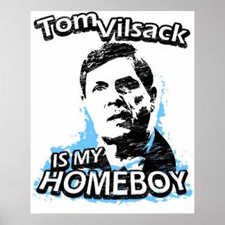 Tom Vilsack is my homeboy Poster
