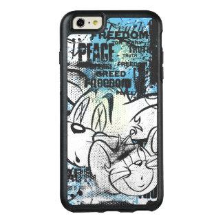 Tom y Jerry Grimey Funda Otterbox Para iPhone 6/6s Plus