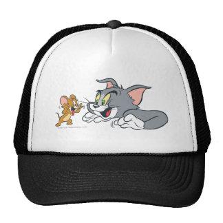 Tom y Jerry hace caras Gorras