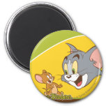 Tom y Jerry Iman De Nevera
