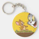 Tom y Jerry Llaveros Personalizados