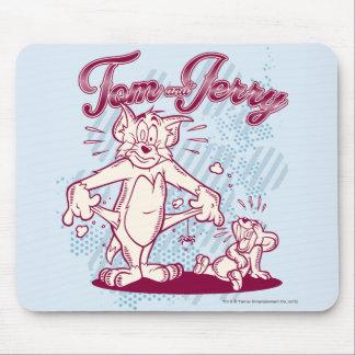Tom y Jerry se rompió Tapetes De Raton