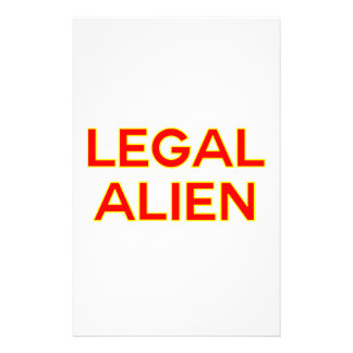 Toma divertida legal del extranjero el | en  papeleria