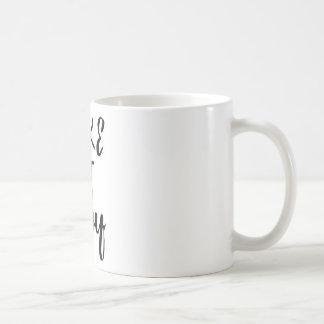 toma-él-fácil taza de café