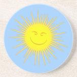 Toma el sol cara sun face