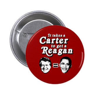 Toma un Carretero para conseguir a un Reagan Pins