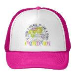 Toma un gorra de la ecología del pueblo
