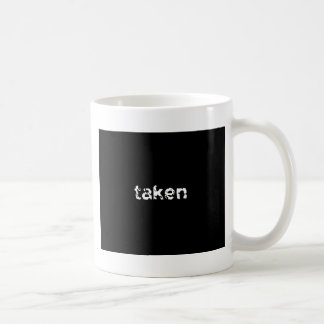 Tomado Taza De Café