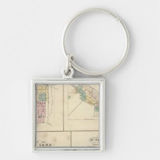 Tomah, Mauston, Fox Lake and Juneau Key Chains
