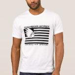Tomahawk American Banner Tshirt