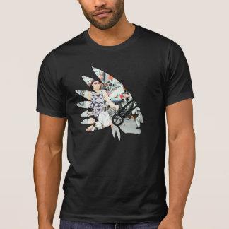 Tomahawk American Moped Girl T-Shirt
