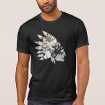 Tomahawk American Moped Girl T Shirts