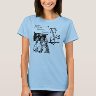 Tomahawk Cruise Missile: 1.6 Mil. Political Comic T-Shirt