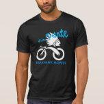 Tomahawk La Patate - Track Black Tee Shirt