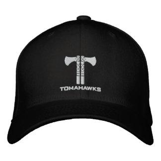 Tomahawks Basic Flexit Wool (White Logo) Cap