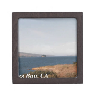 Tomales Bay CA Gift Box