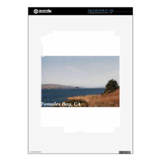 Tomales Bay CA iPad 2 Decals