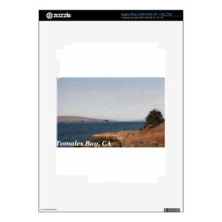 Tomales Bay CA iPad 3 Skin