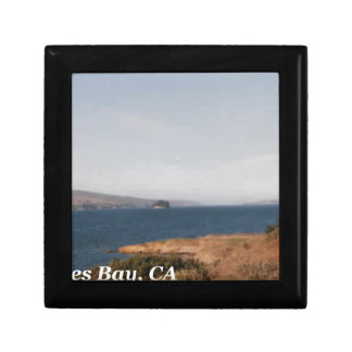 Tomales Bay CA Keepsake Box