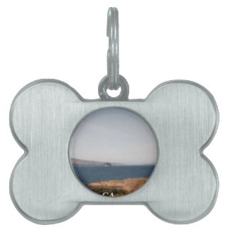 Tomales Bay CA Pet Name Tag