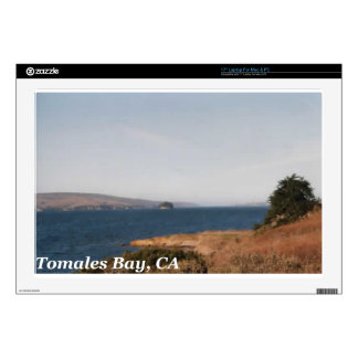 "Tomales Bay CA Skin For 17"" Laptop"