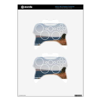 Tomales Bay CA Xbox 360 Controller Skin