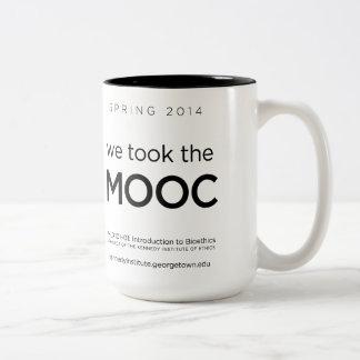 """""""Tomamos la taza del MOOC"""" (el XL)"""