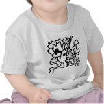 tomaniac lines art t-shirts