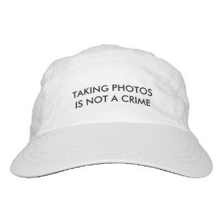 TOMAR el gorra/el casquillo de las FOTOS Gorra De Alto Rendimiento