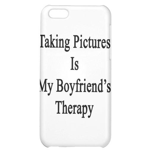 Tomar imágenes es la terapia de mi novio