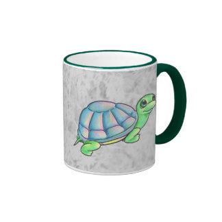 Tomar mi taza de la tortuga del tiempo