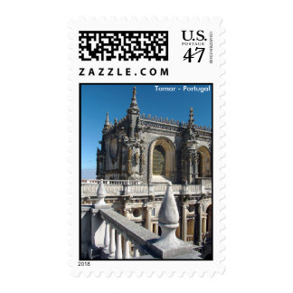 Tomar - Portugal Timbre Postal