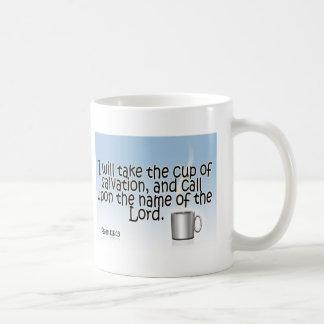 Tomaré la taza de salvación