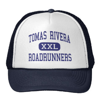 Tomas Rivera Roadrunners Middle Perris Hats
