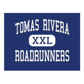 Tomas Rivera Roadrunners Middle Perris Postcards