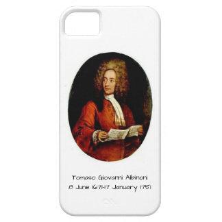 Tomaso Giovanni Albinoni iPhone SE/5/5s Case