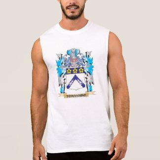 Tomassino Coat of Arms - Family Crest Sleeveless Shirt