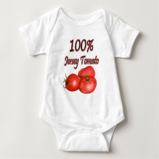 Tomate 100% del jersey