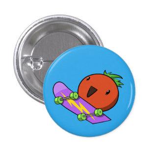 Tomate de Sk8r Pin Redondo De 1 Pulgada