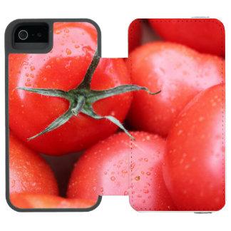 tomate funda billetera para iPhone 5 watson