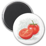 tomate iman de nevera