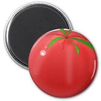 ¡Tomate! Imán Redondo 5 Cm